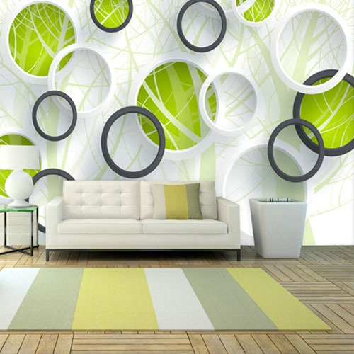 Abstract photo murals 3d wallpaper vinyl wall paper tv for Wallpaper with home design