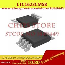 Integrated Circuits Original LTC1623CMS8 IC HI-SIDE SW CNTRLR DUAL 8-MSOP 1623 LTC1623 - Chips Store store