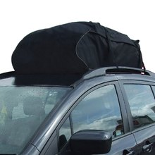 Universal High Capacity Vehicle Top Roof Cargo Carrier Bag Water Resistant Dust Proof Streamline Design Reduce Wind Resistance(China (Mainland))