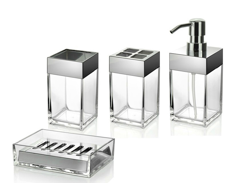 Popular modern bathroom accessories buy cheap modern for Affordable bathroom accessories