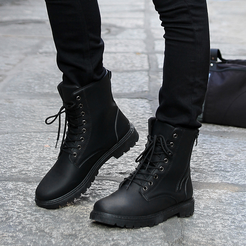 Winter Combat Boots - Cr Boot
