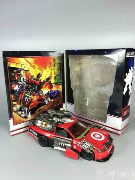 Eness Upgrade Kit for TF Human Alliance Leadfoot,Preorder!<br><br>Aliexpress