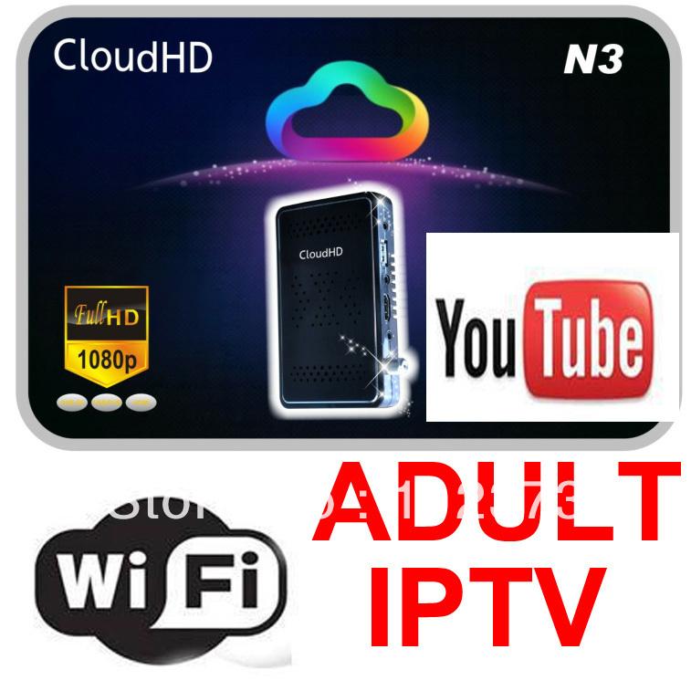 Satellite free adult channel