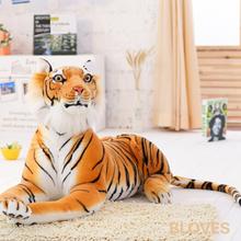 12''30cm Cute Plush Tiger Toy Staffed Animal Pillow Kawaii Toy Kids Baby Doll Birthday Gift(China (Mainland))