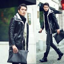 Black velvet winter jacket men down-jacket chaqueta hombre outdoors coat jaqueta masculina dress mens winter jackets and coats