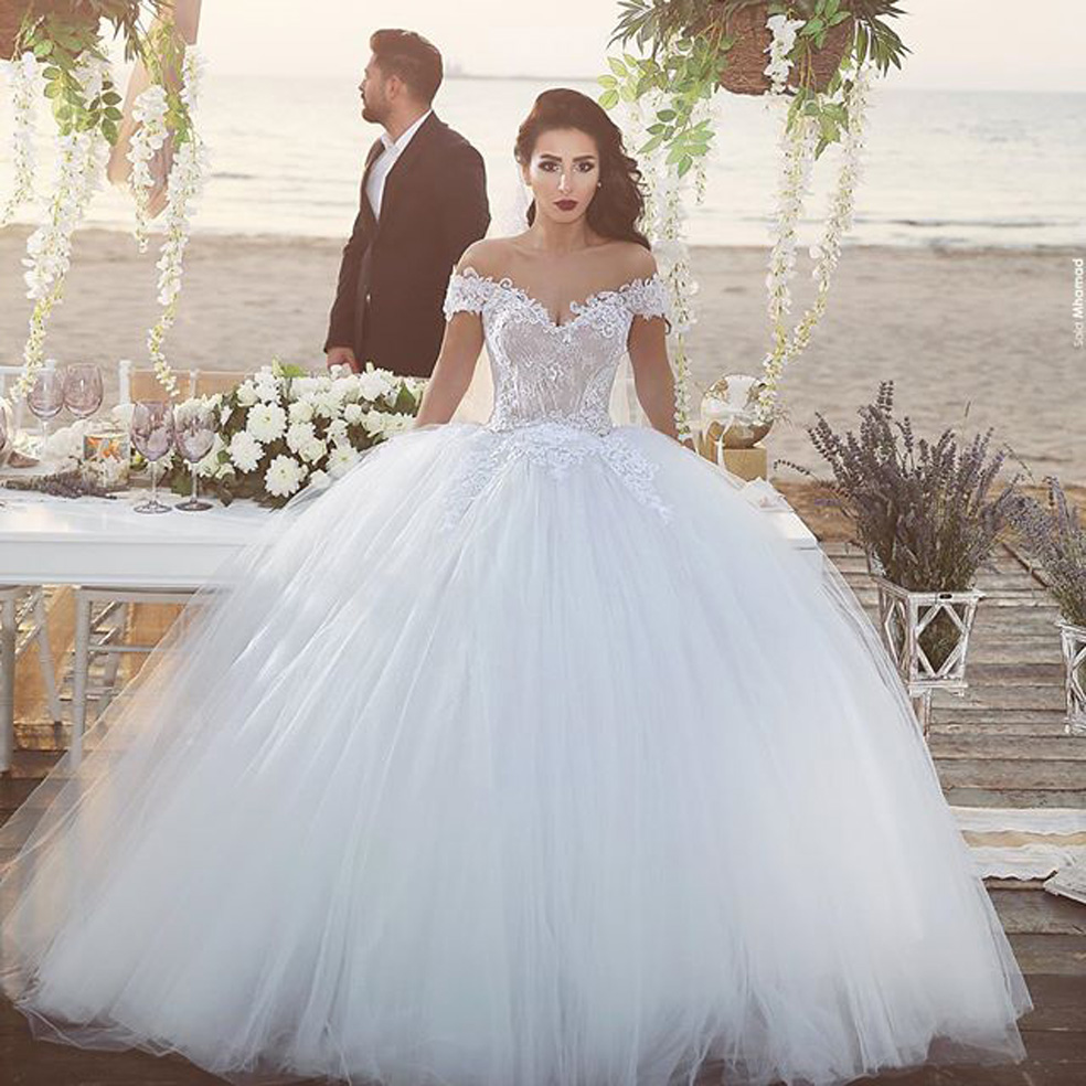 Fancy Short Wedding Dresses Designer Adornment - All Wedding Dresses ...