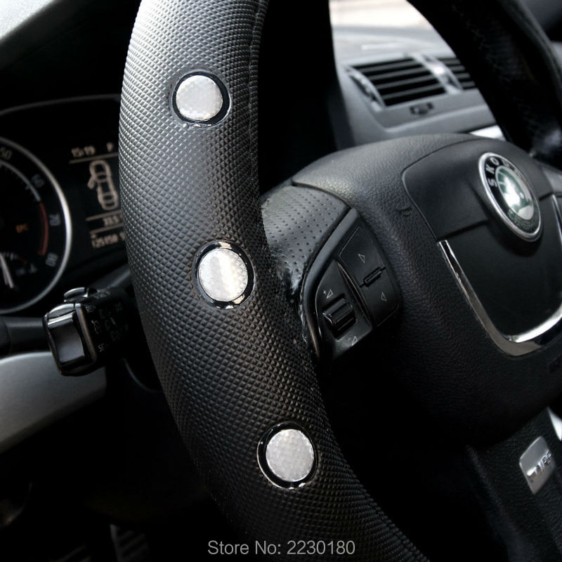 Universal PU Car Steering Wheel Cover Vehicle 15 inches Protection Anti-Skid New(China (Mainland))