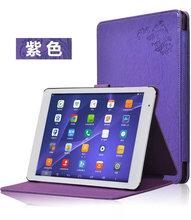 Yüksek Kaliteli PU Deri Kılıf Teclast X98 Hava II X98 Hava 3G Çift Boot Tablet Ultra ince kapak teclast x98 hava ii 64 gb(China)