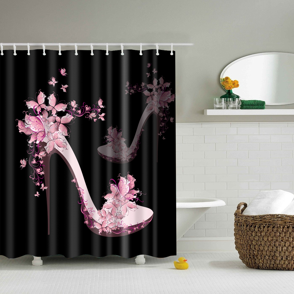 Compare Prices On Floral Shower Curtains Online Shopping