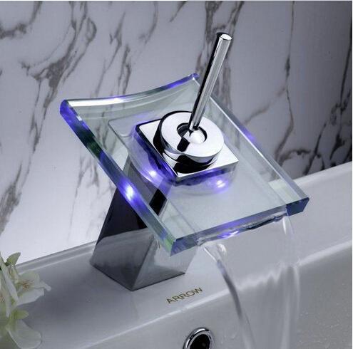 Cambiar un grifo de lavabo colores rgb cambiar cascada for Cambiar grifo lavabo