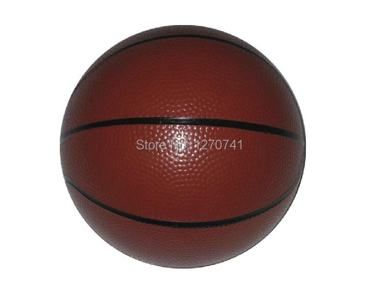 children toy soft basket ball 3# diameter 18cm eco-friendly pvc material basket ball(China (Mainland))