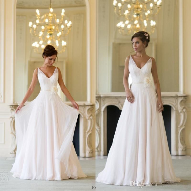 Naomi neoh backless v neck elegant grecian bridal gown for Greek themed wedding dress