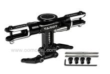 Tarot 500 Parts Tarot 500FL Flybarless Rotor Head TL50123 Black Tarot 500 RC Helicopter Spare Parts FreeTrack Shipping