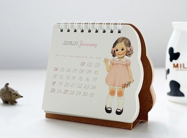 Календарь B0B0 2015  liy099