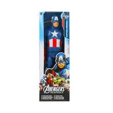 30cm marvel vingadores brinquedos thanos hulk buster homem de ferro capitão américa thor wolverine pantera negra figura de ação bonecas(China)