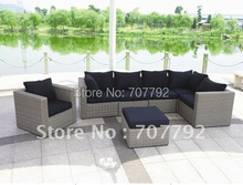 Elegant synthetic wicker garden chair(China (Mainland))