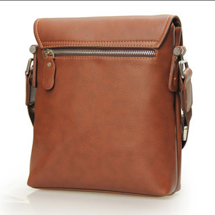 New 2015 High Quality men messenger bag fashion genuine leather male shoulder bag casual briefcase brand