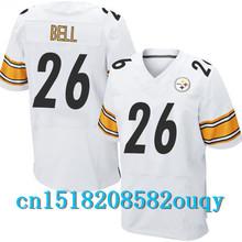 Basketball Jerseys Pittsburgh ROETHLISBERGER #7 Steelers WILLIAMS 34 LIPPS 83 HARRIS32 BROWN 84 POLAMALU43 BELLE26(China (Mainland))