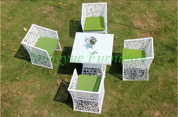 En osier chaise de jardin promotion achetez des en osier - Chaise en osier blanc ...