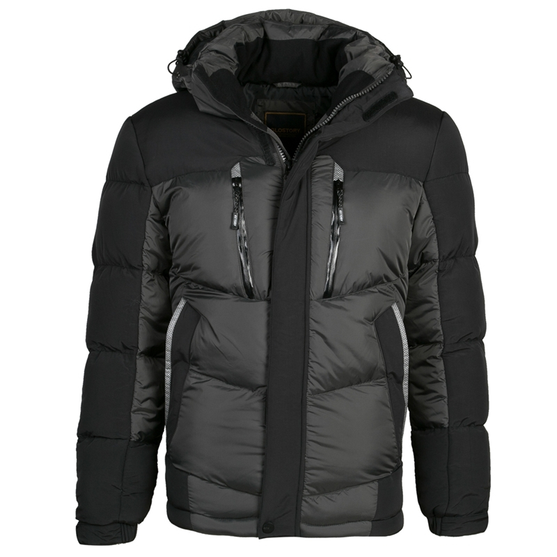 2015 mens winter jackets and coats Outdoor Hooded cotton man winter parkas Thick Warm down jacket
