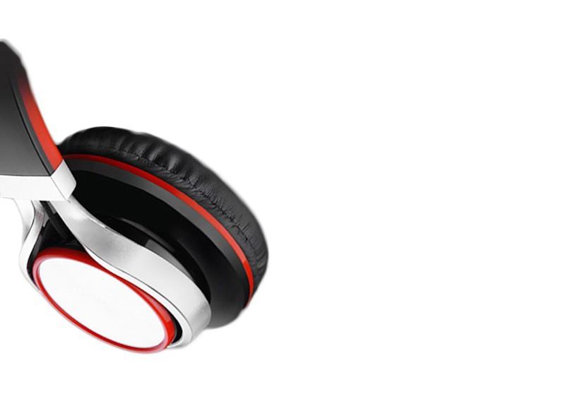 n75 bluetooth headset red black lazada ph. Black Bedroom Furniture Sets. Home Design Ideas