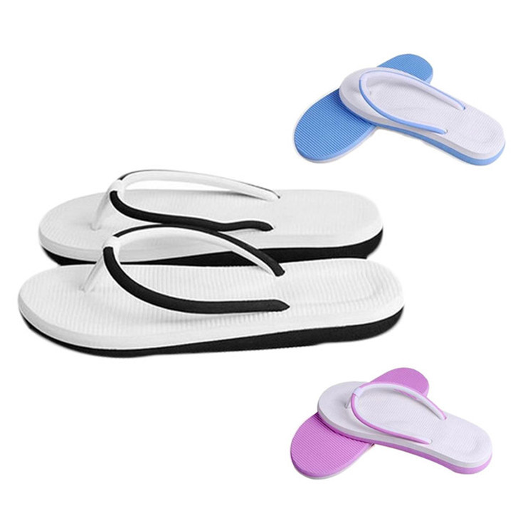 Купить Обувь  Deliacte Simple Flip-flops Lovers Slippers Beach Sandals Summer Home Slippers May21 Hot Selling None