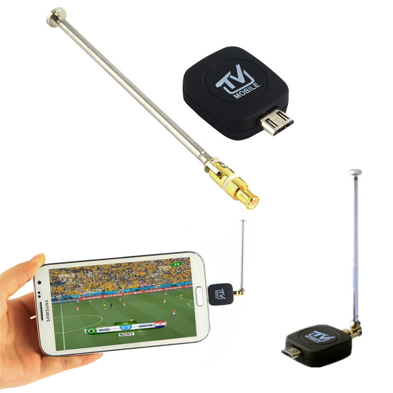 2016 Newest DVB-T ISDB-T USB TV Tuner Mobile TV Receiver Stick Android Pad Phone DVB T ISDB T(China (Mainland))