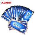 AZDENT 14 Pouches 28 Strips 3D Teeth Whitening Strips Whitestrips Tooth Whitener Profession Whitening Bleaching Advanced