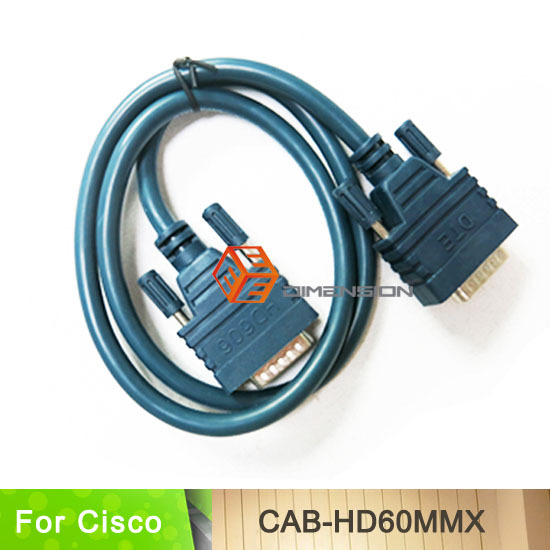 2015 Rushed Hot Sale Freeshipping Stock 3ft Length Router Cable Cab-hd60mmx Lfh60 Dte/dce Smart Serial for Cisco Wic-1t, Nm-4t(China (Mainland))