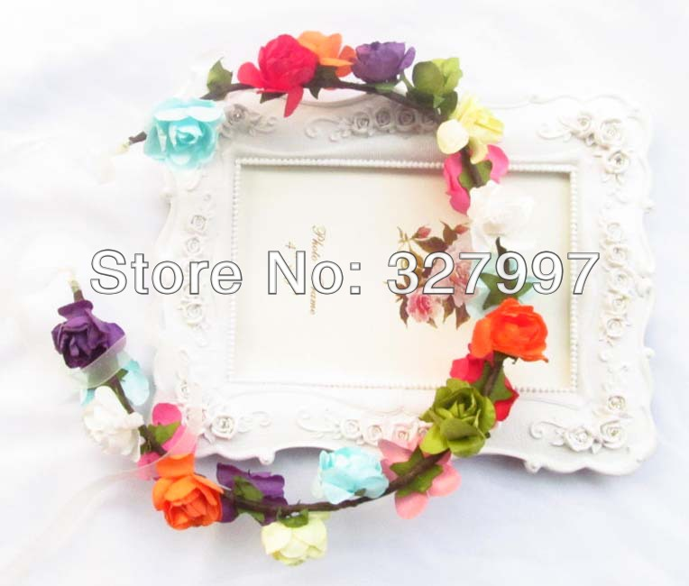Head Wreath Online Head Wreath For Wedding
