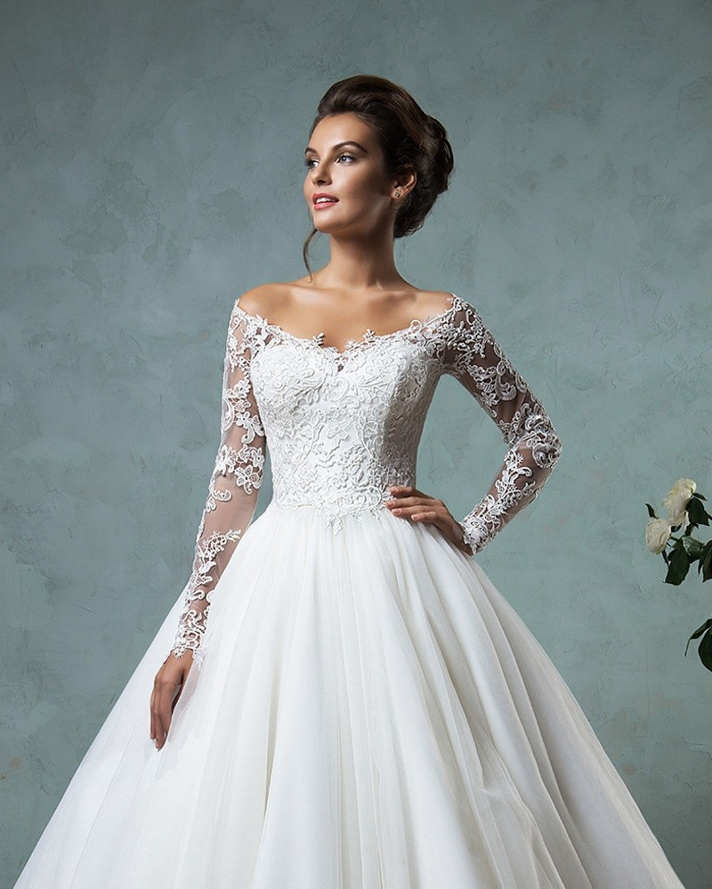 court train ball gown wedding dresses in wedding dresses from weddings