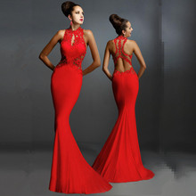 2016 spring Women Sexy Long Party Dresses Sleeveless Elegant Casual Fine Flowers Wedding Evening Gown robe longue femme