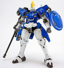 Free shipping /DRAGON MOMOKO model MG 1/100 Gundam Tallgeese 2 / With ax and spear /stock /Assembled Gundam Models Quality toy