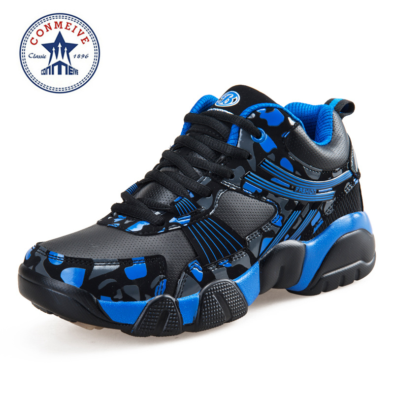 Promotion Pvc Floor Rubber Men's Basketball Shoes Breathable Anti-collision Technology Sneakers Men Sports Free Shipping(China (Mainland))