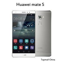 Original Huawei Mate S 4G FDD LTE Mobile Phone Hisilicon Kirin 935  Octa Core ROM 64GB RAM 3GB 2700mAh 13MP Camera(China (Mainland))