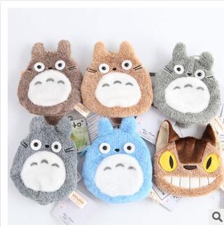 hot cute Totoro purse coin purse bag cartoon bag<br><br>Aliexpress