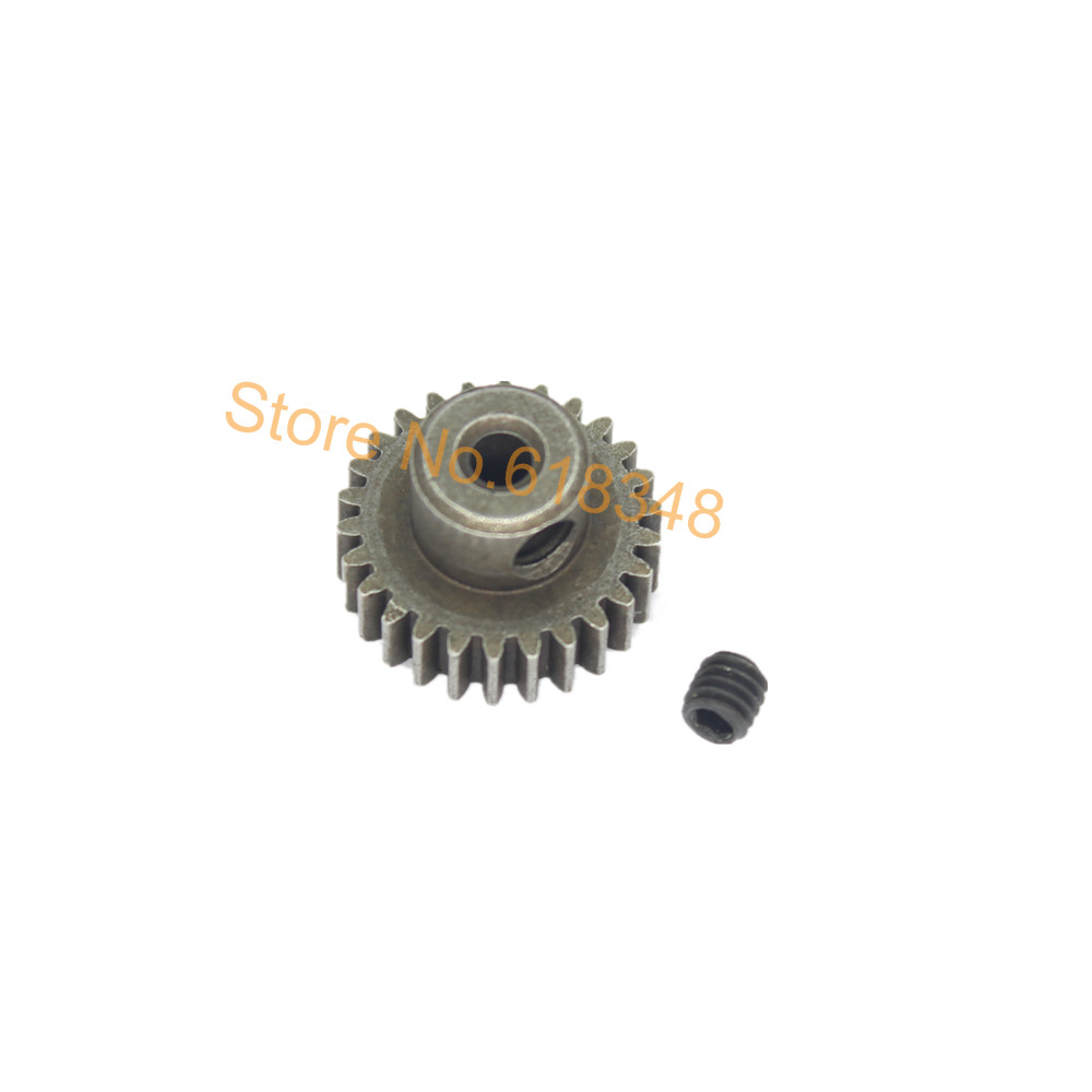 HSP 11176 Motor Gear 26T Teeth Steel Metal 1/10 RC Car Parts For Electric Off Road Buggy Monster XSTR Hobby Baja Himoto Racing(China (Mainland))