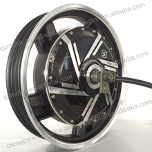 Buy Electric Hub Motor 16inch 5000W 273, 45H E-Scooter Export/V2 Type Hub Motor Quanshun for $420.00 in AliExpress store