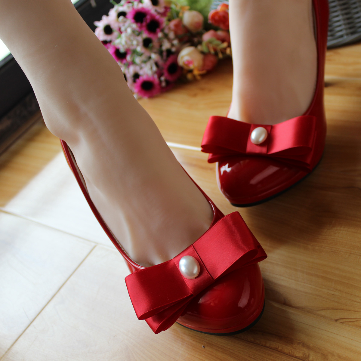 Where To Buy Red High Heels