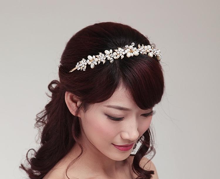 Ювелирное украшение для волос OEM Noiva WIGO0237 WIGO0237CH
