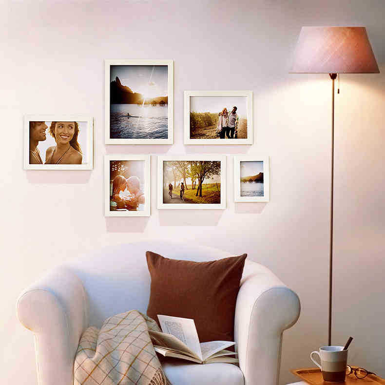 Home Decorating Picture Frames