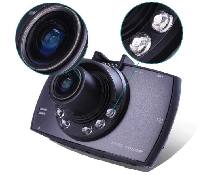 G30 Mini Car DVR 2.7 inch Car Electronics Vehicle Traveling Date Mirror Recorder Tachograph Detector Car Video Camera(China (Mainland))