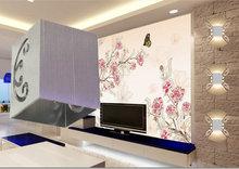Lámpara de pared llevada navidad aplique de luz moderno loft dormitorio escaleras fondo de noche simple decoración de interior AC85-265V 1 W mariposa(China (Mainland))