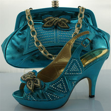 newest wholesale price sexy ladies dress shoes and matching bags 1611a0620d28(China (Mainland))