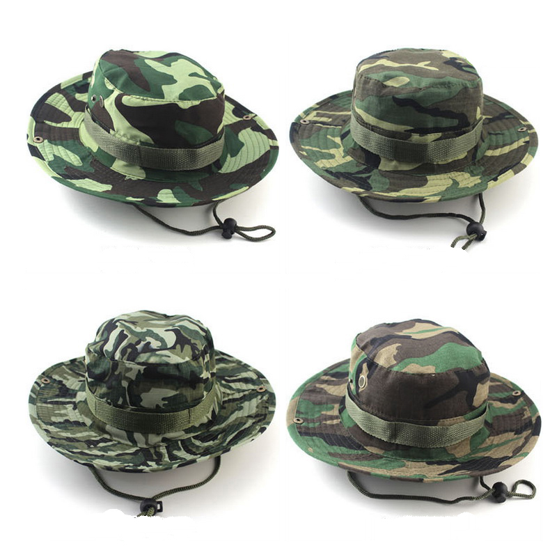 1pc Tactical Airsoft Sniper Camouflage Hats Cap Hiking Military font b Accessories b font font b