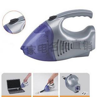 Golden section 1-hand-held mini vacuum cleaner jk-005 trainborn battery-fed vacuum cleaner 0.4kg(China (Mainland))