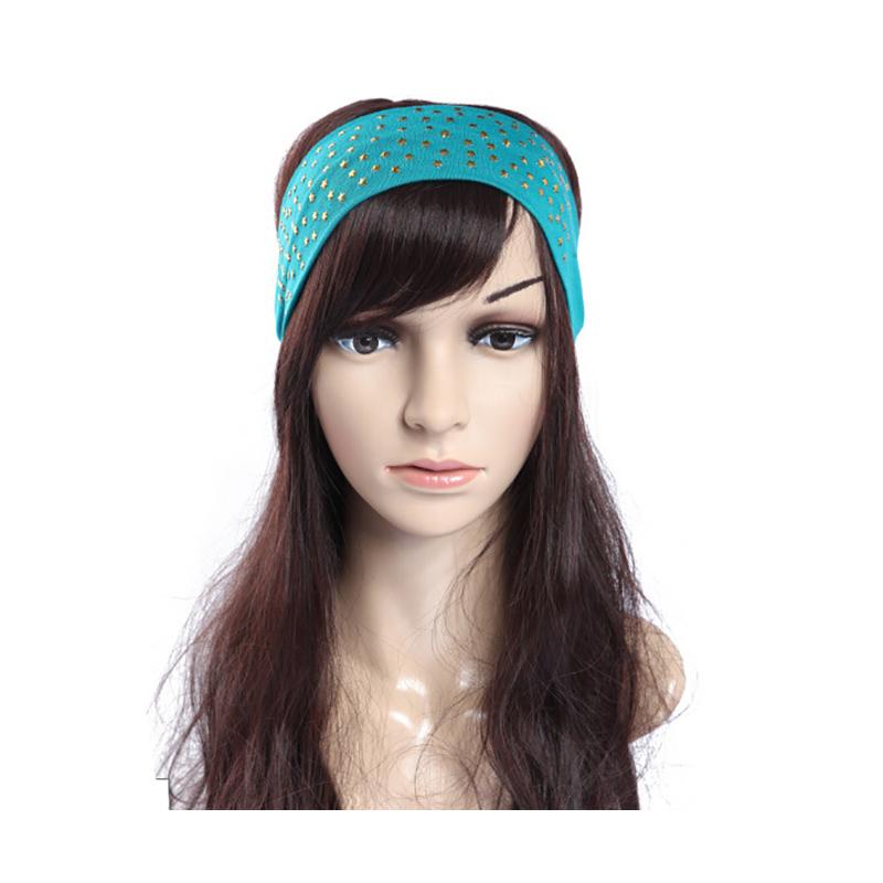 Selling hot star hair band fashion Yoga sweat headband high quality face mask Headband(China (Mainland))