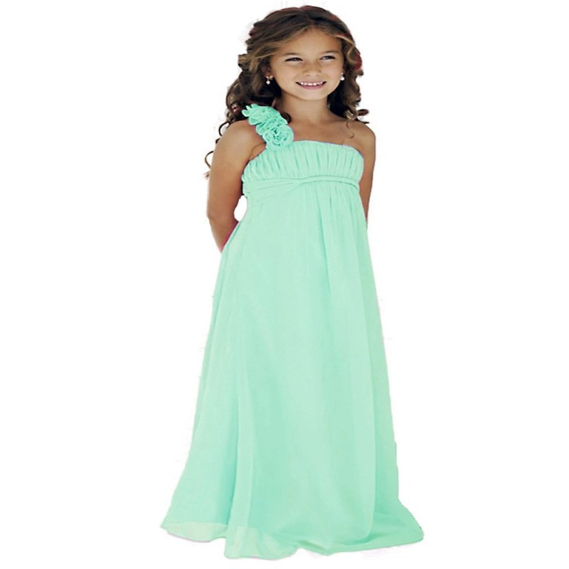 Cheap flower girl dresses bridesmaid dresses for Flower girl dress for beach wedding