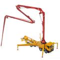 KDW Diecast Truck Car Model Toys 1 55 Scale Concrete Pump Construction Vehicle Car Model Boys