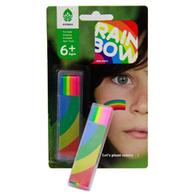 100% Safe 6 Colors Face Painting Pencils Face Paint Crayon Christmas Body Painting Pen Stick For Children Party Makeup(China (Mainland))